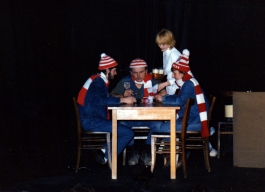 1987 - Eintracht - Gerhard Polt
