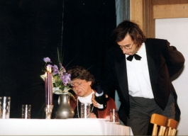 1993 - Dinner for one - Freddy Frinton
